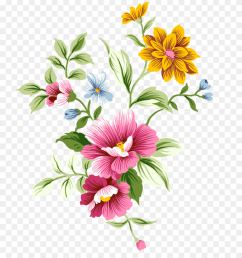 peony clipart flower bunch peony flower bunch transparent free floral swag clipart [ 840 x 980 Pixel ]