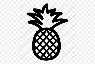 Pineapple Black And White Pineapple Clipart Stunning free transparent png clipart images free download