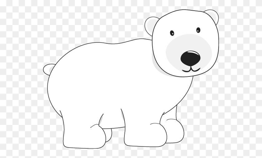 standing bear clipart free