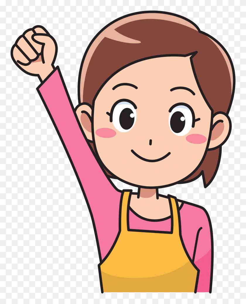 medium resolution of publicdomainq woman homemaker clip art woman cooking clipart