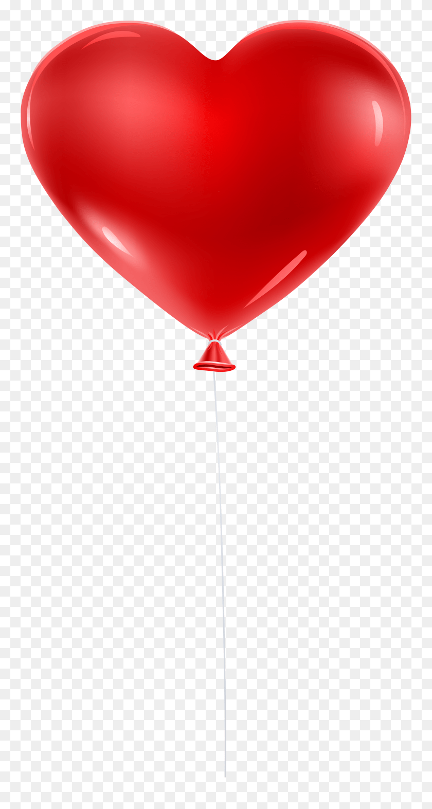 hight resolution of red balloon heart transparent clip red balloon clipart