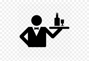 Restaurant Waiter Icon Restaurant Icon PNG Stunning free transparent png clipart images free download