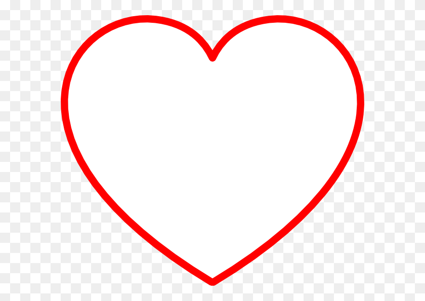clipart hearts free look