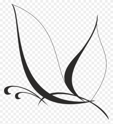 Silhouette Butterfly Art Dragonfly Black And White Clipart Stunning free transparent png clipart images free download