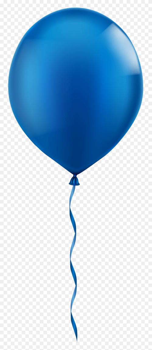 small resolution of single blue balloon png clip art single balloon clipart