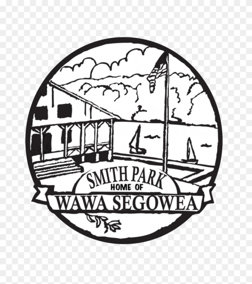 small resolution of smith park logo edited smith park park black and white clipart
