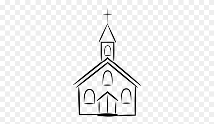Church Clipart Black And White Stunning free transparent png clipart images free download