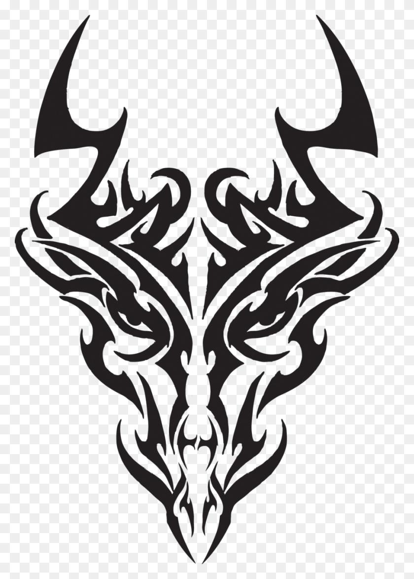 medium resolution of 900x1285 tribal dragon head tattoos dragon head tr masquerade ideas dragon tattoo png