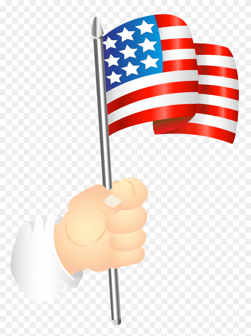 usa flags png clip