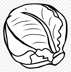 Vegetables Black And White Cabbage Clipart Vegetables Clip Art Vegetable Garden Clipart Stunning free transparent png clipart images free download