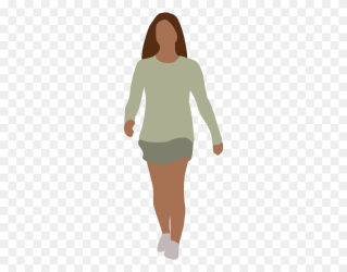 Clip Art Girl Walking Clipart Girl Walking Clipart Stunning free transparent png clipart images free download