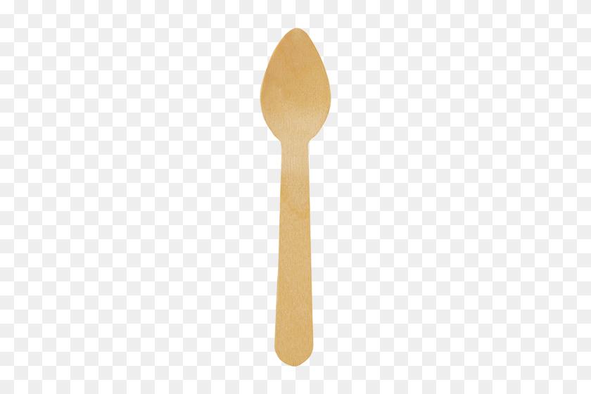 Cream White Clip Ice Spoon Black And Art
