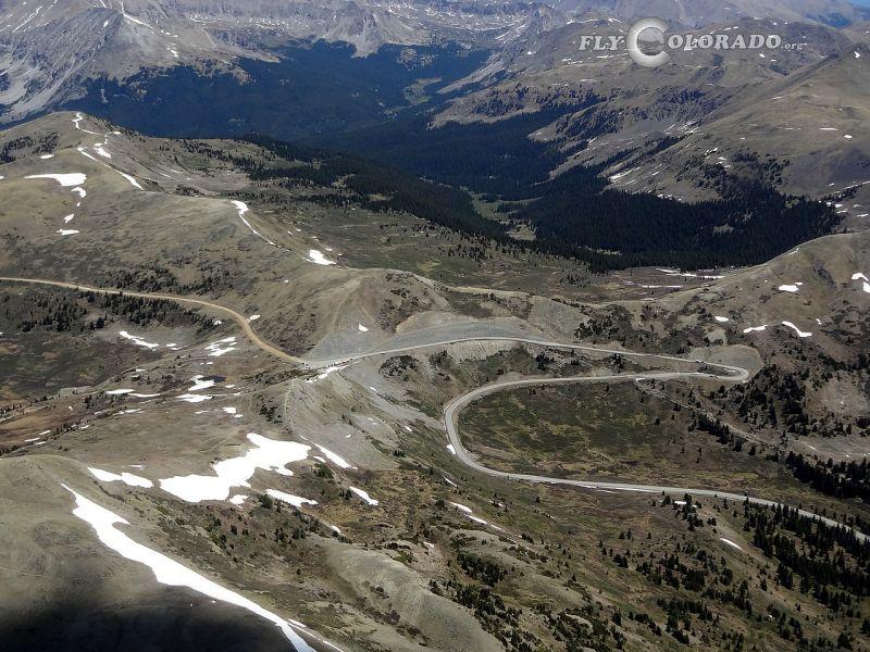 Fly Colorado  Cottonwood Pass