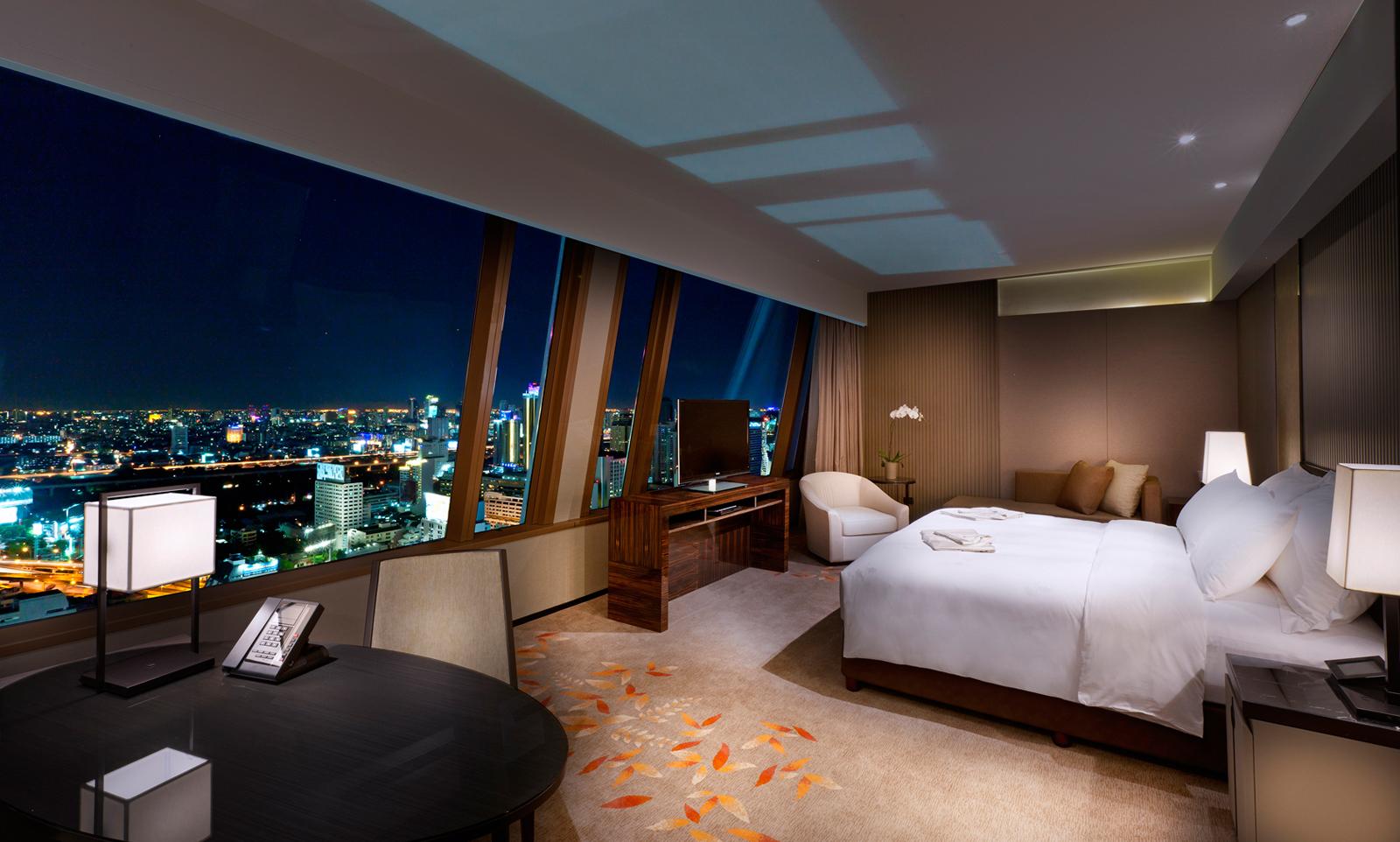 曼谷 大倉酒店開業優惠 送雙人晚餐+雙人SPA