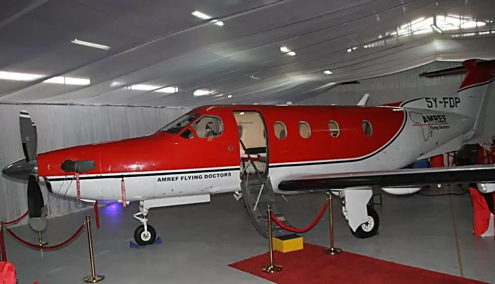 New Air Ambulance Aircraft