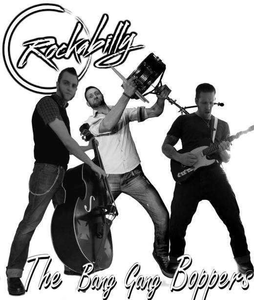 THE GANG BANG BOPPERS LIVE IN DER ROXY BAR www.roxy-bar.net