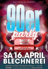 Back for Good! Die 90er Party!!!