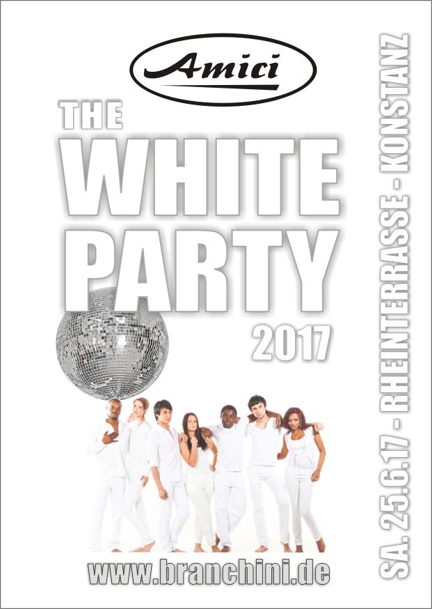 Amici White Party 2017