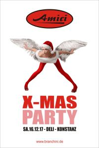 Amici Christmas Party