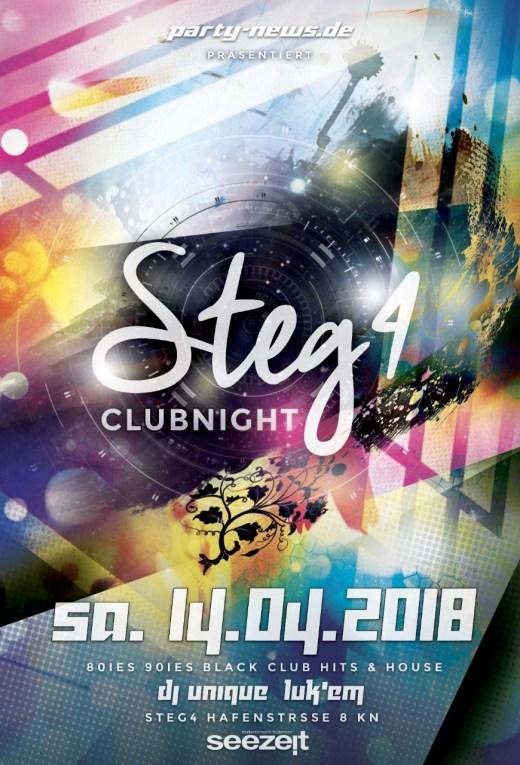 Steg4 Club Night