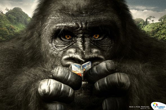 Gorilla ad