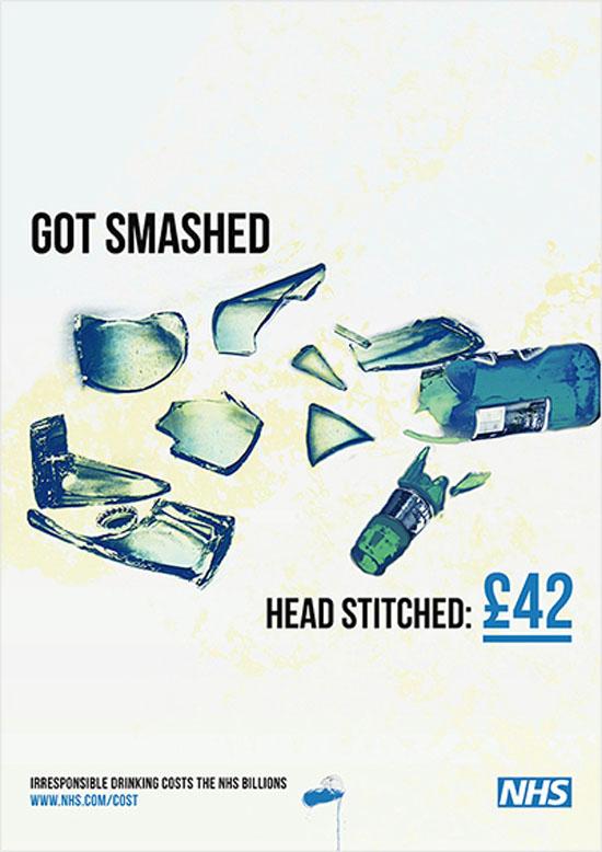 Got Smashed NHS Ad