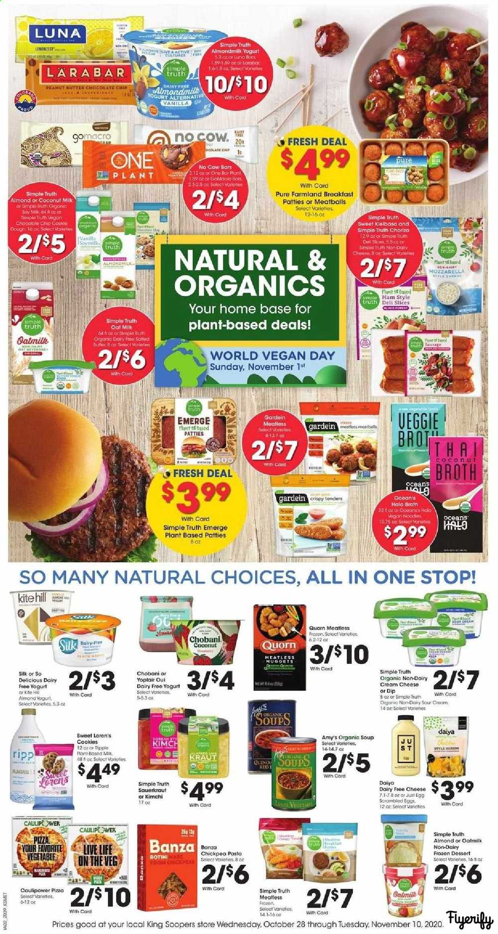 King Soopers Weekly Ad & Flyer October 28 to November 10 Canada