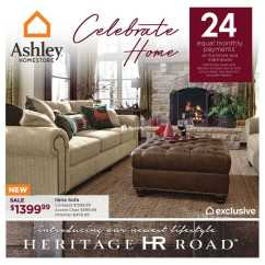 Ashley Furniture Sofa Bed Canada How To Fix Tear Leather Homestore (west) Flyer December 1 14