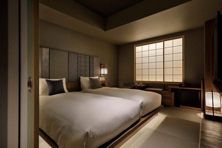京都四條室町Resol酒店 雙床房