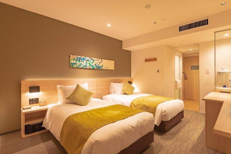 威斯特高貴酒店 京都和邸 雙床房