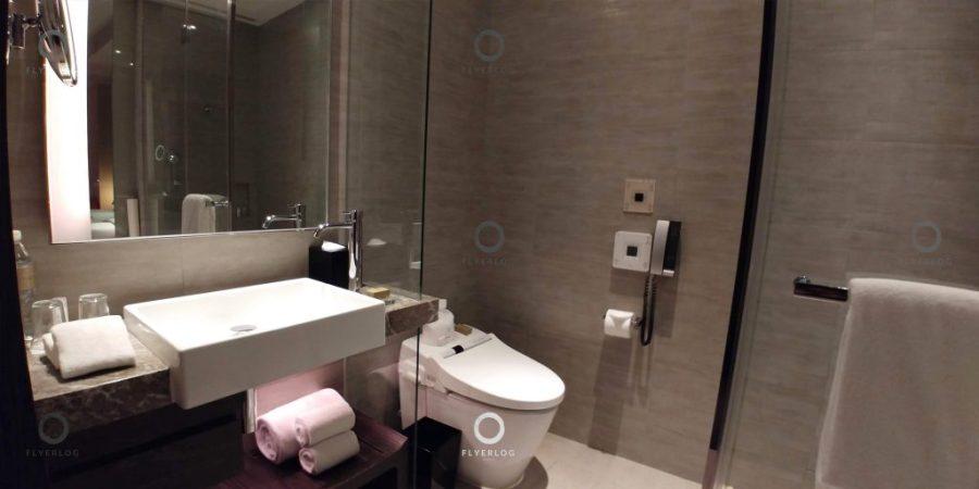 寒舍艾麗酒店 精緻客房 浴室