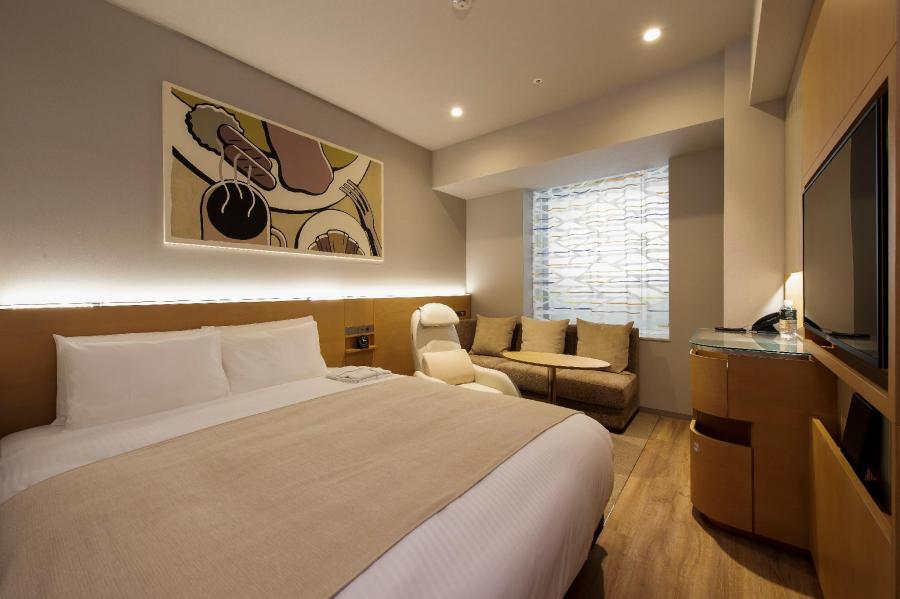 東京京橋雷姆酒店 雙人房