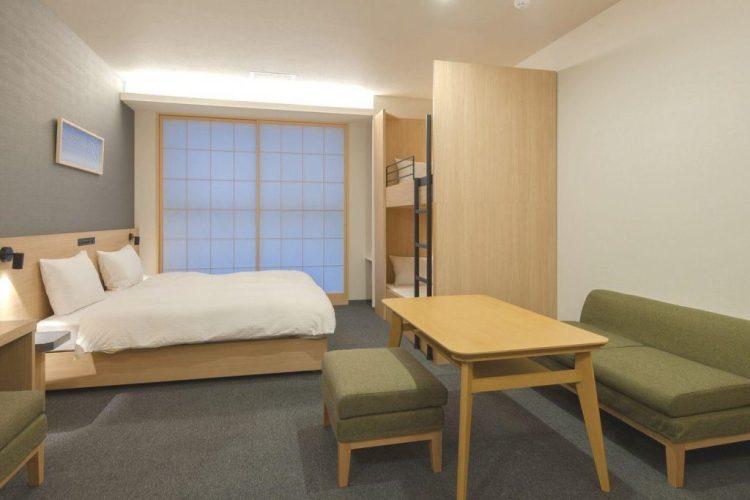 MIMARU東京八丁堀 豪華家庭公寓