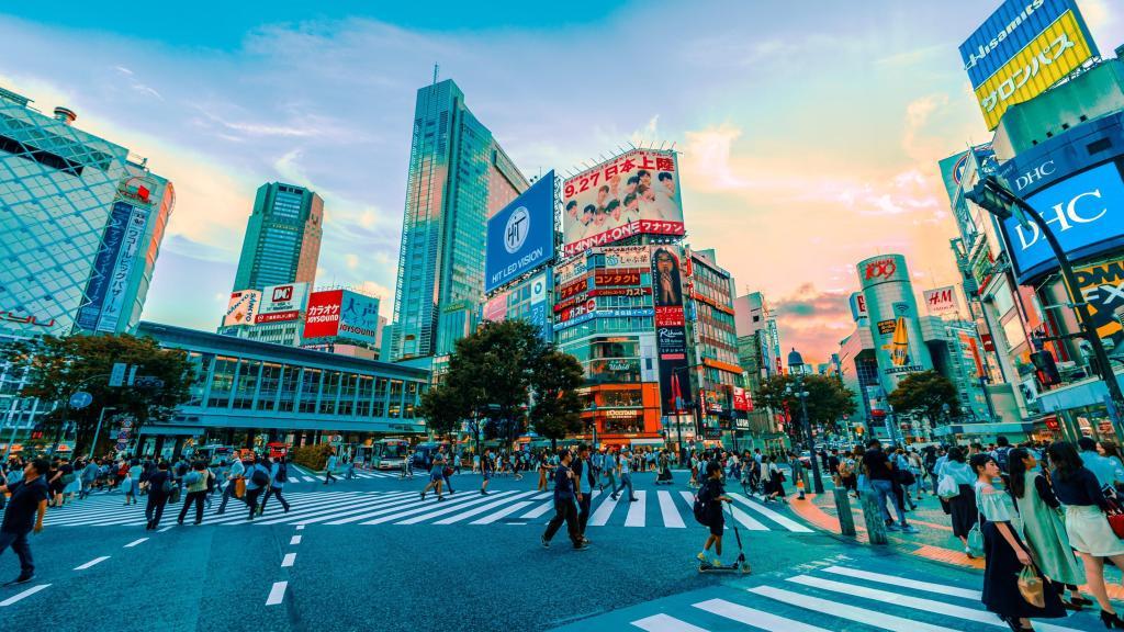 東京 澀谷