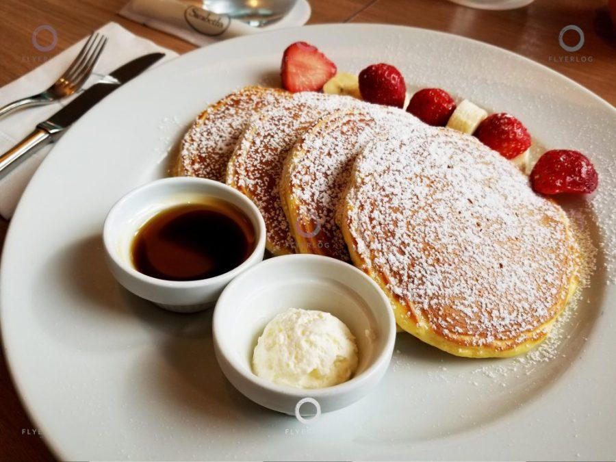 Sarabeth's Tokyo-Buttermilk Pancakes