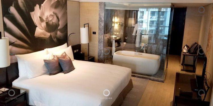 曼谷暹羅凱賓斯基酒店 Premier King Room