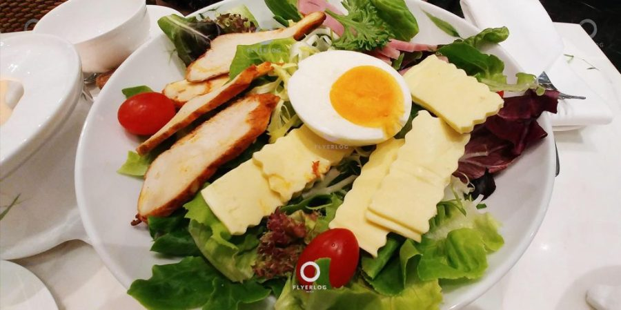 廚師沙律 Chef Salad