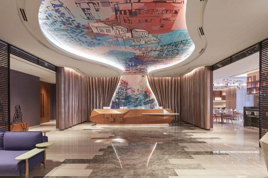 中國城凱貝麗酒店式服務公寓 大堂