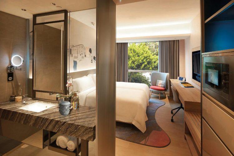 中國城凱貝麗酒店式服務公寓 雙人房