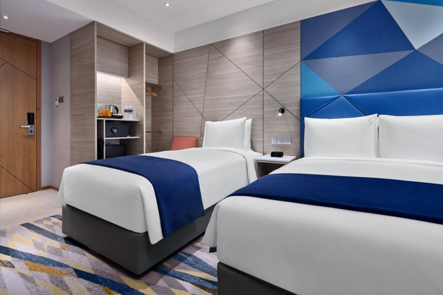 新加坡實龍崗智選假日酒店 家庭房