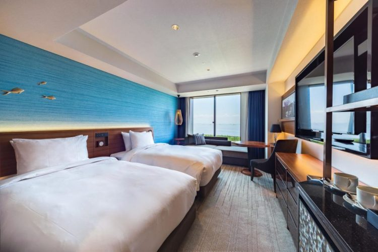 東京灣凱悅嘉軒酒店 雙床房