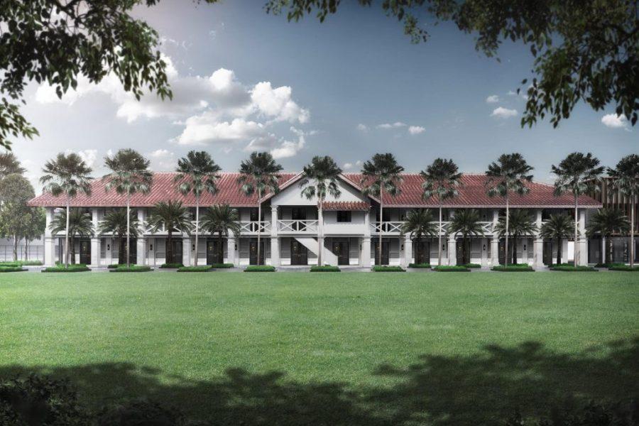 百瑞營聖淘沙酒店