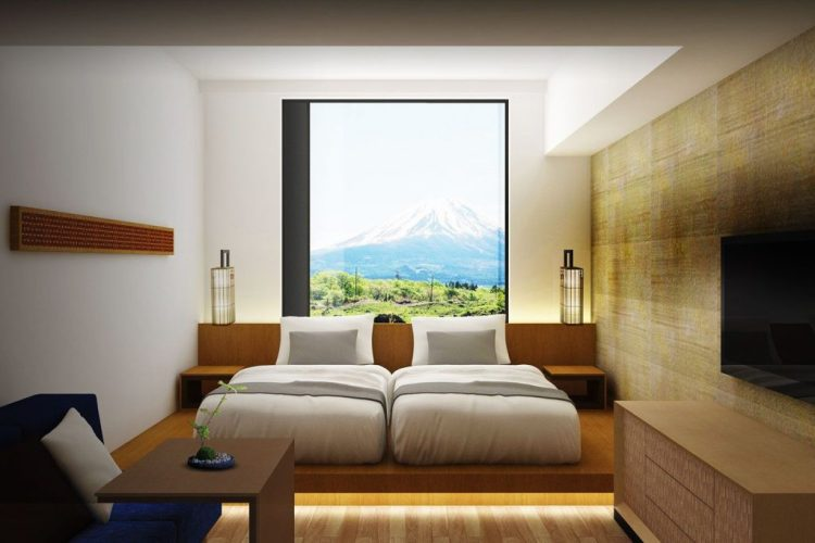 HOTEL CLAD 雙床房