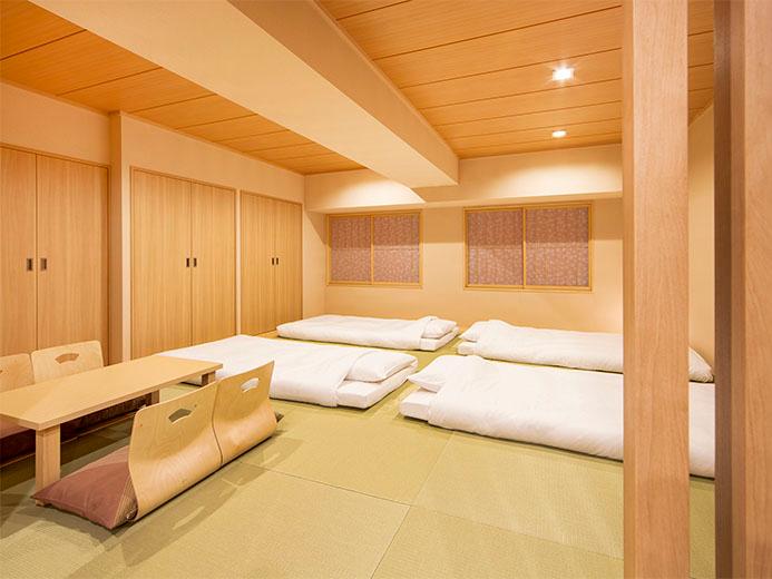 卡拉扎酒店東京站 和式家庭房