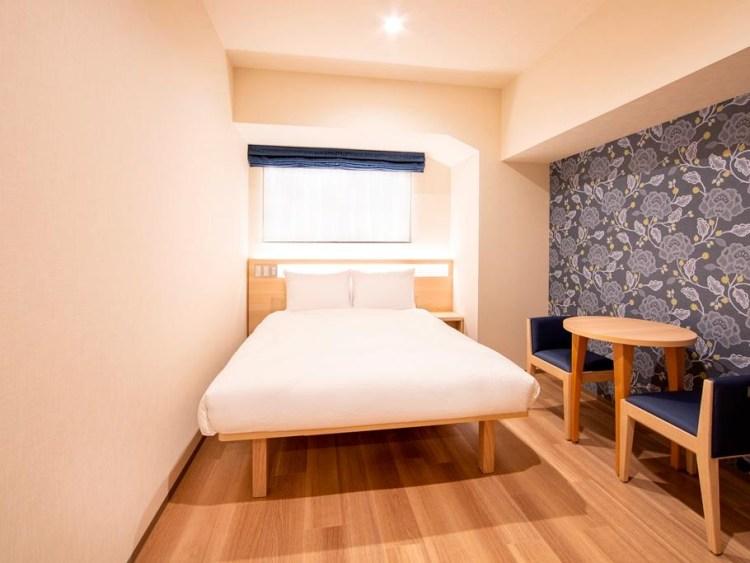 卡拉扎酒店東京站 雙人房