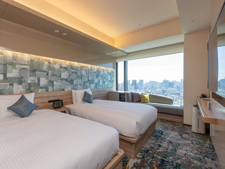 日比谷花季酒店 雙床房