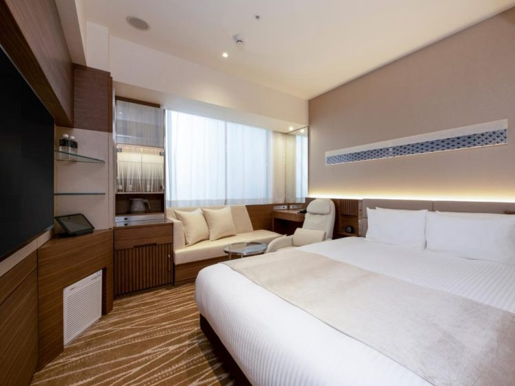 銀座雷姆 Plus 酒店 雙人房
