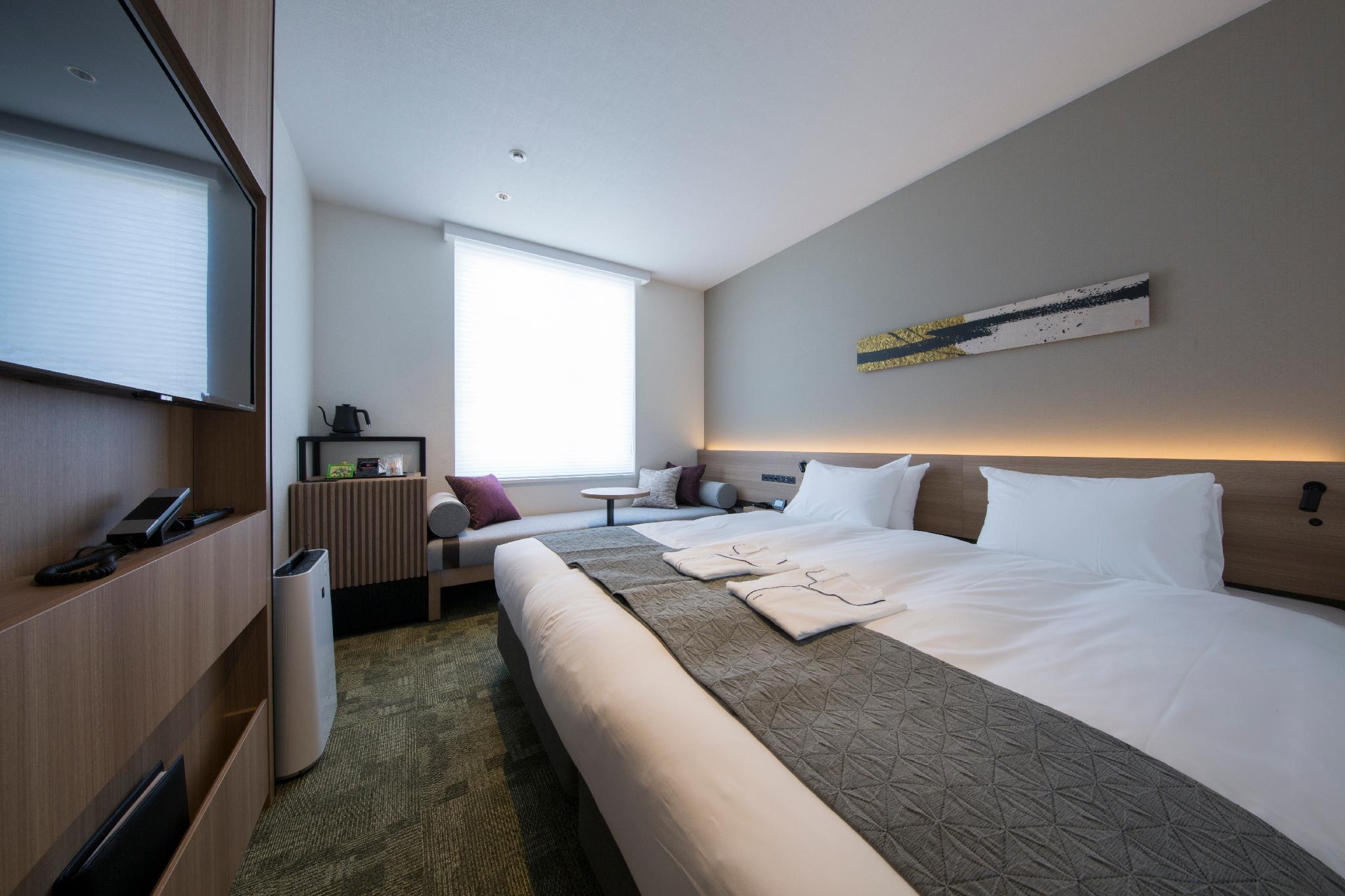 京都四條靜鐵 PREZIO 酒店 雙床房