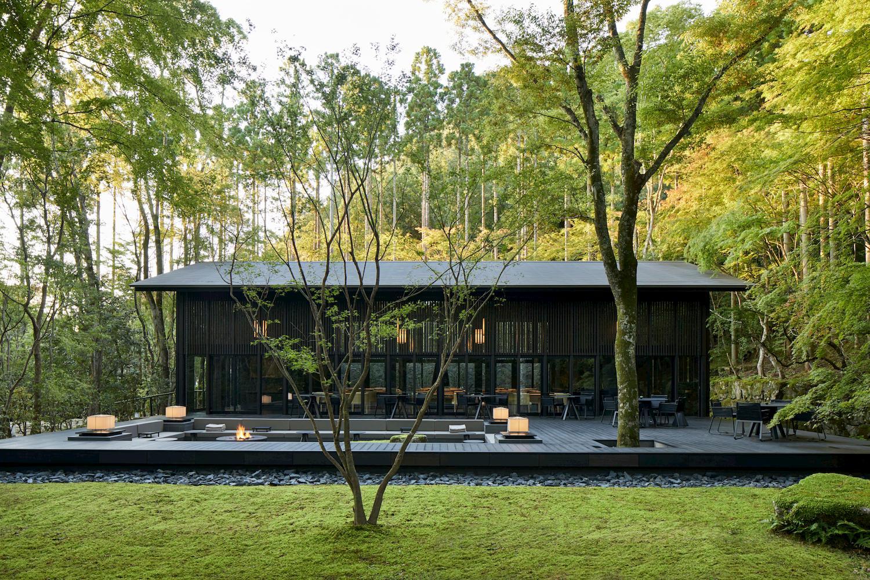 安縵京都 起居閣