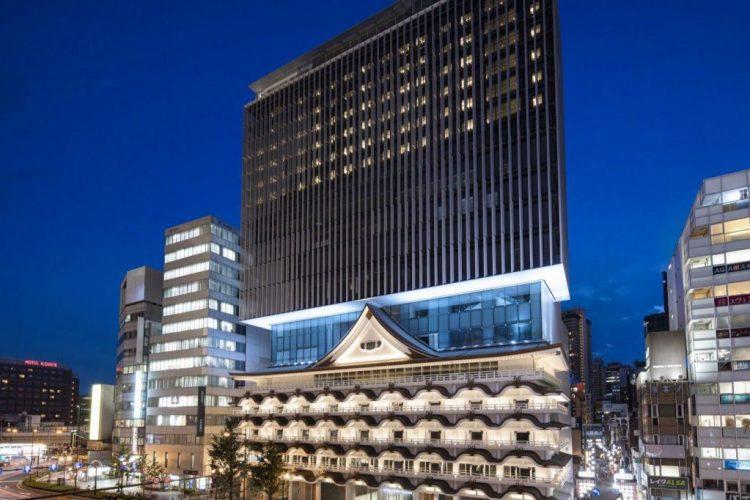 皇家經典大阪酒店
